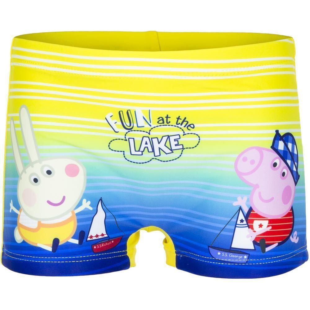 Peppa Pig 'Fun at the Lake' Swimming Shorts
