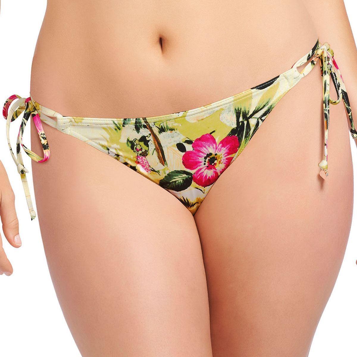 Freya Aloha Rio Tie Side Bikini Brief - Sand Dune