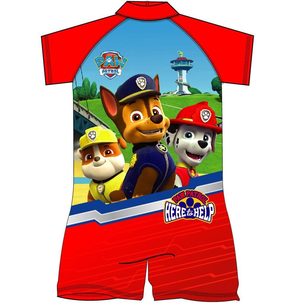 Paw Patrol Here To Help Surf Suit