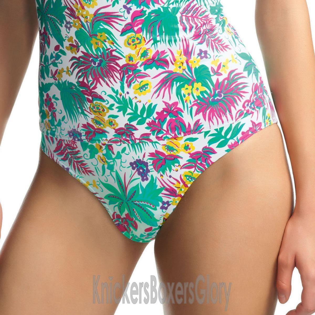 Freya Girl Friday Classic Bikini Brief - Jade