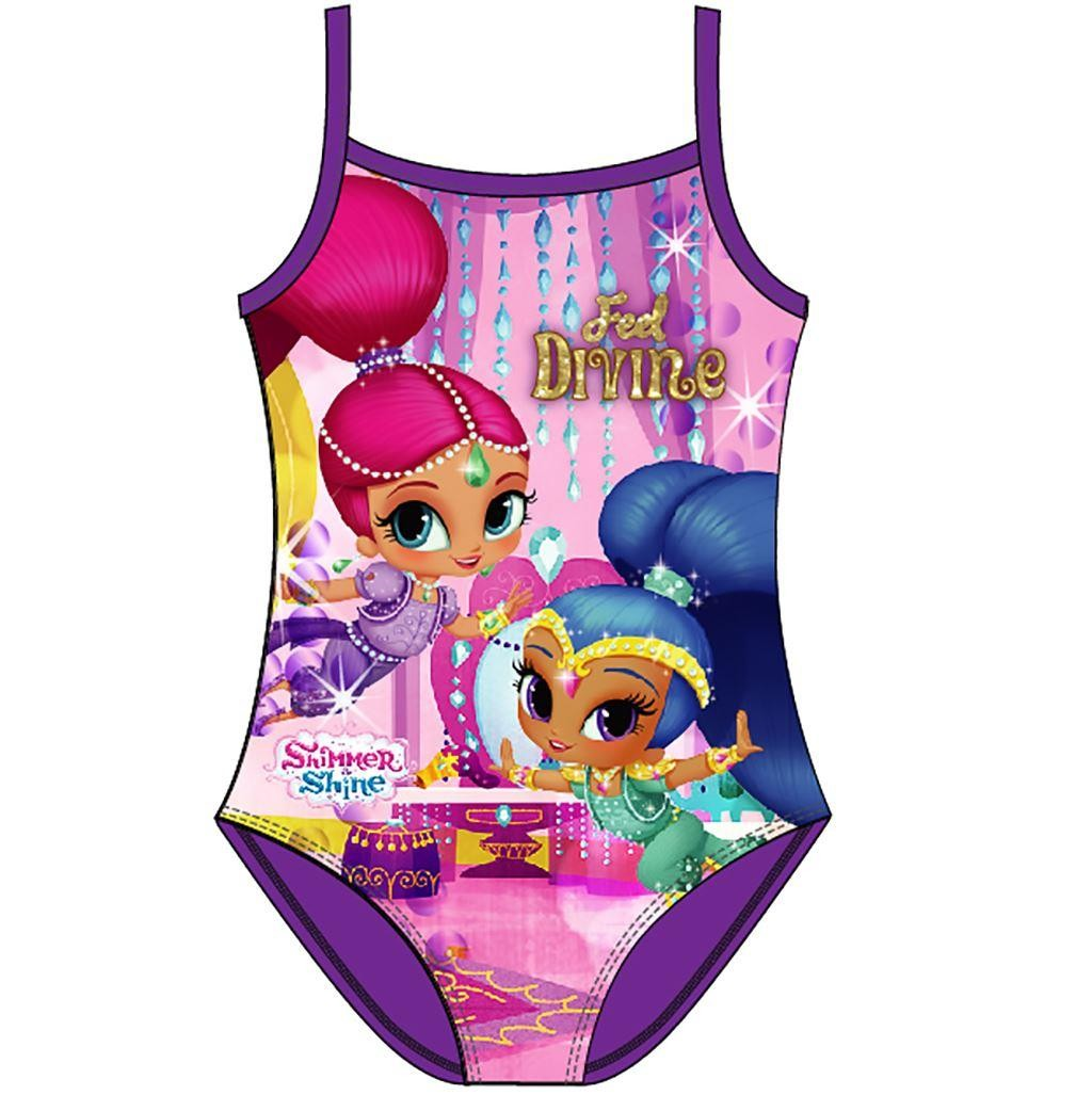 Girls Shimmer and Shine 'Feel Divine' Swimsuit