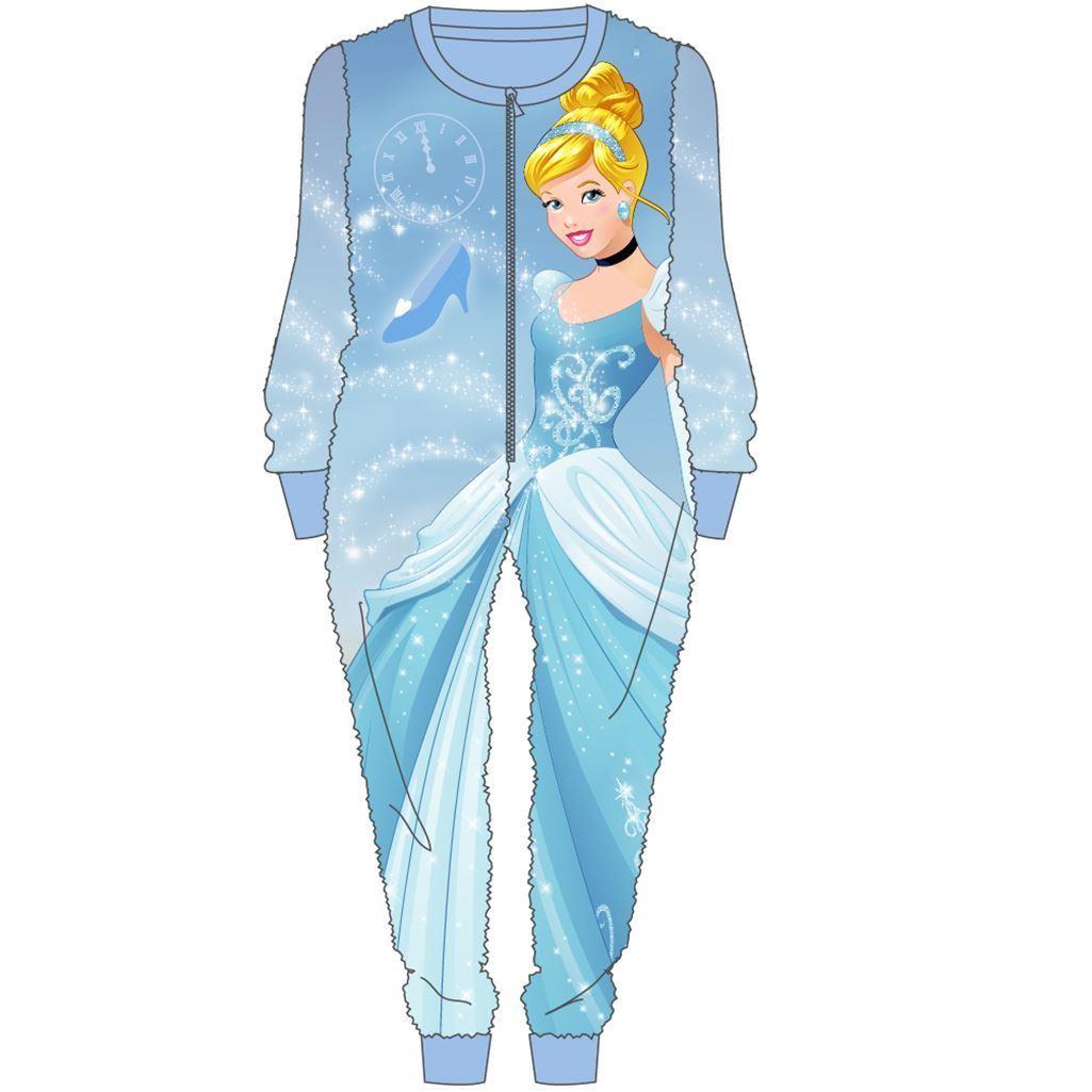 e5b09279e Cinderella Fleece Onesie - Free UK Delivery - KnickersBoxersGlory