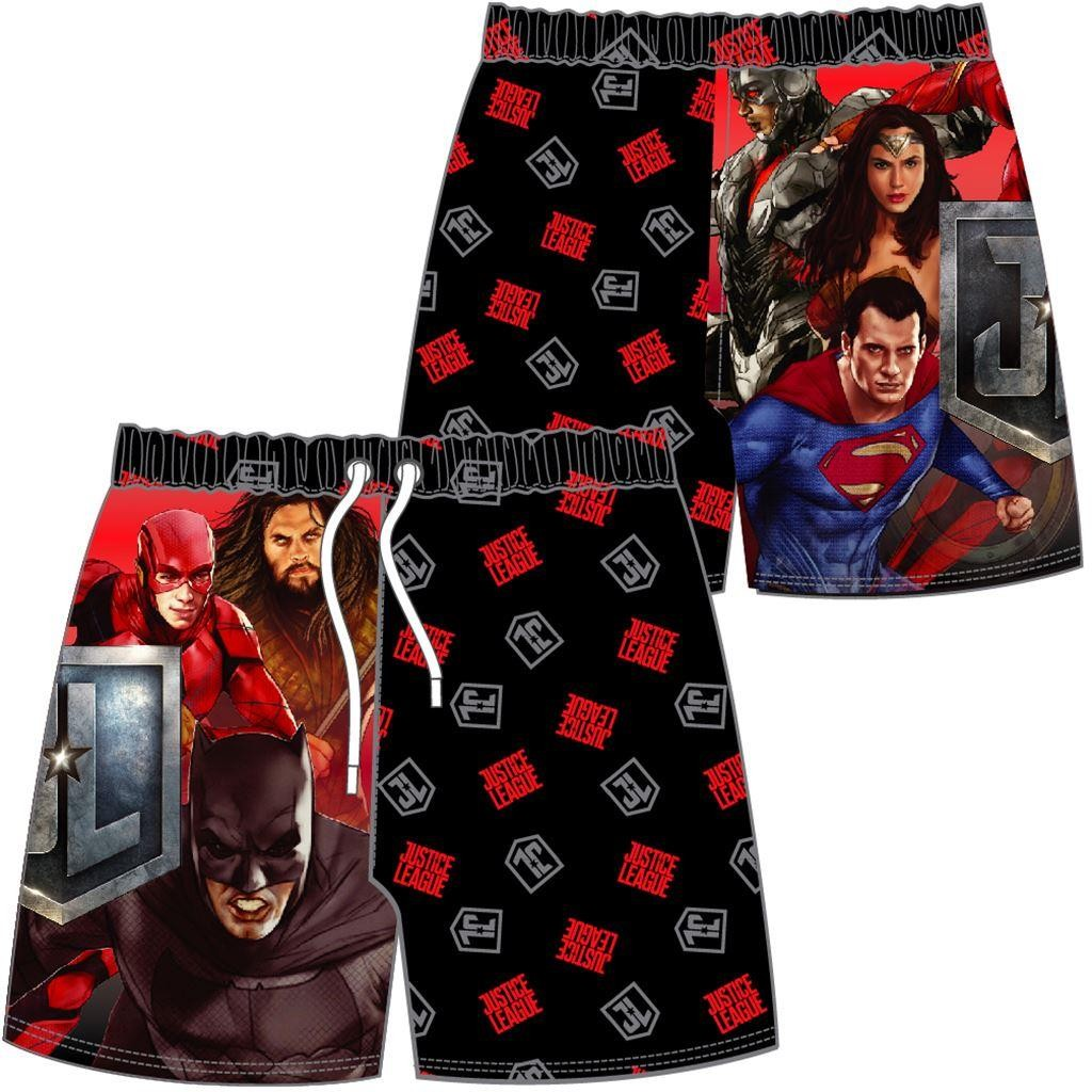 Boys Justice League Swim Shorts