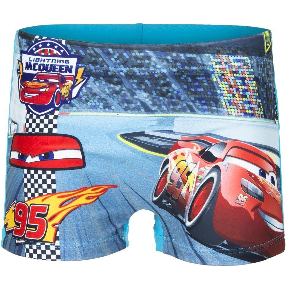 Disney Cars Swimming Shorts - Blue