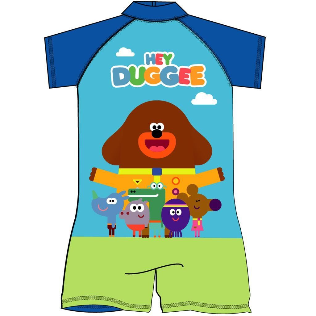 Hey Duggee Surf Suit