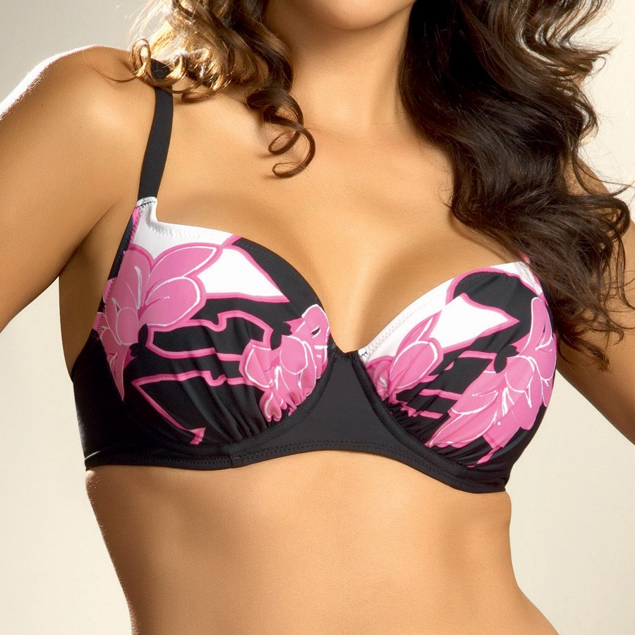 Fantasie Maui Full Cup Bikini Top - Fuschia