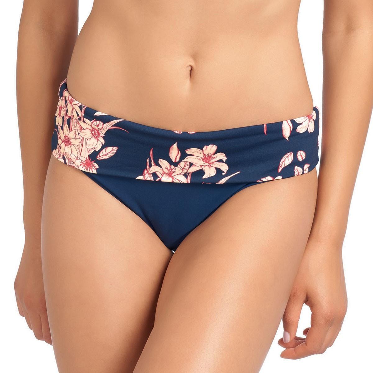 Fantasie Pollonia Fold Bikini Brief - Navy