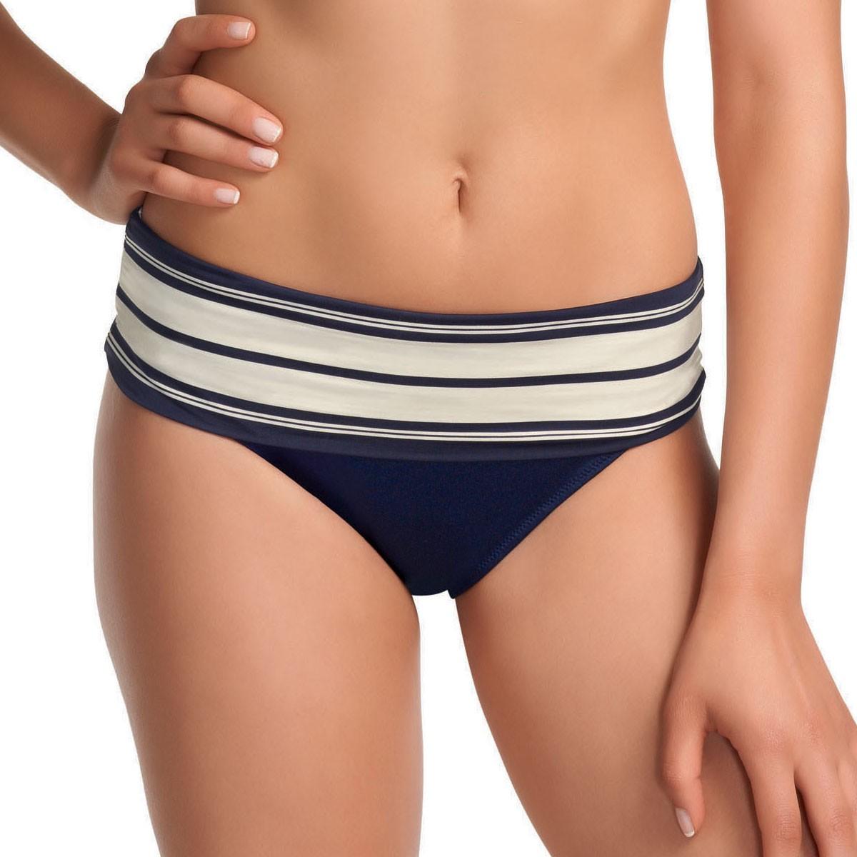 Fantasie Biarritz Fold Bikini Briefs - Midnight
