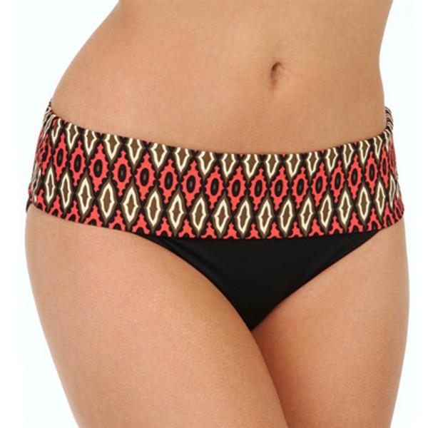 Fantasie San Juan Classic Fold Bikini Briefs - Black