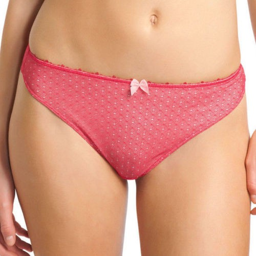 Freya Gem Brazilian Brief - Rouge