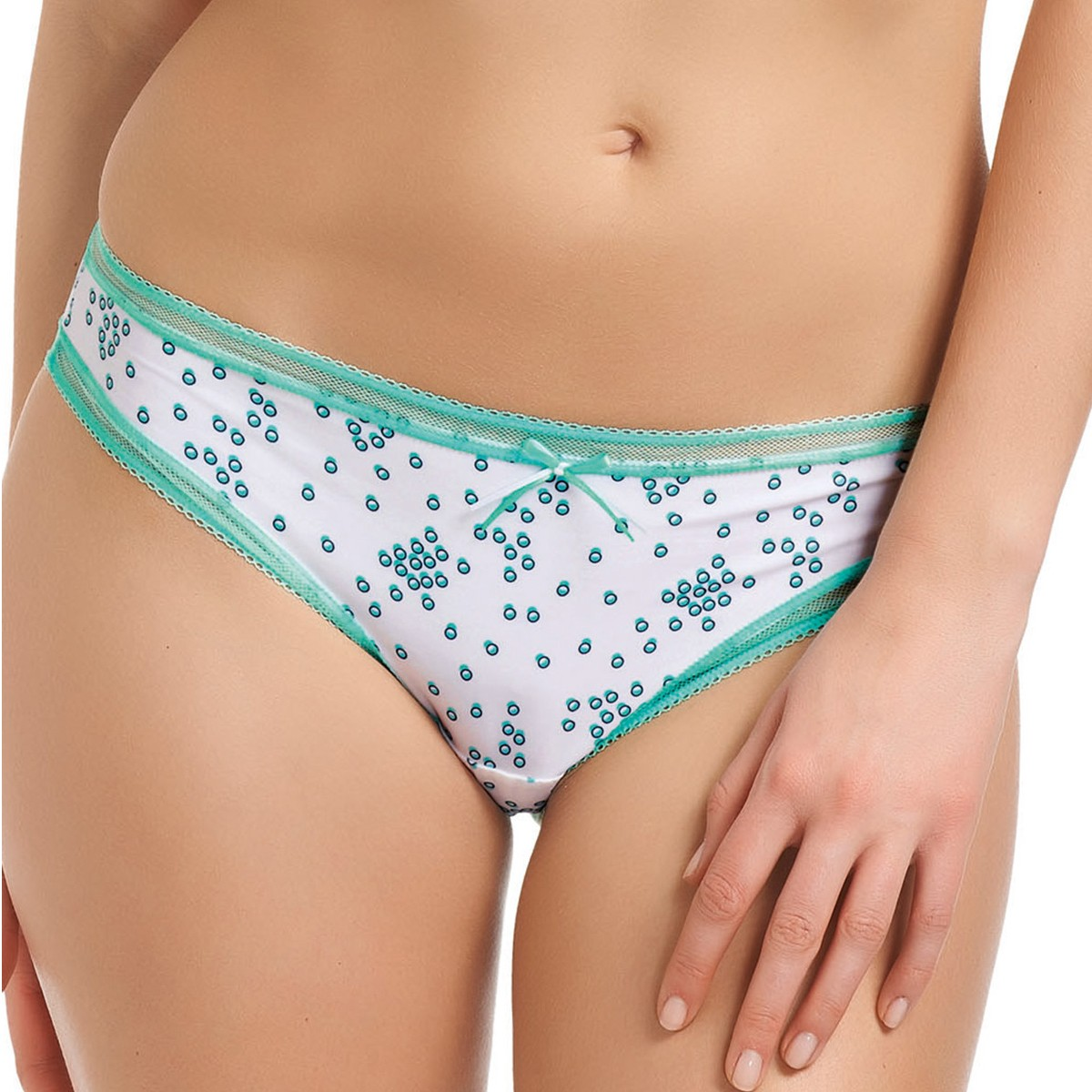Freya Marvel Brief - Glacier