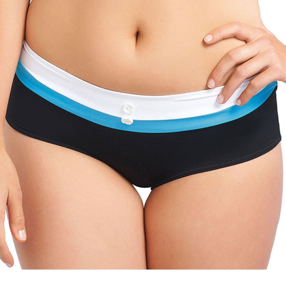 Freya Revival Bikini Shorts - Black