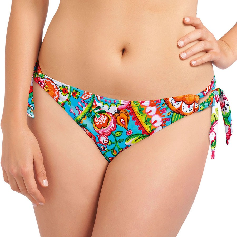 Freya Dreamer Rio Loop Side Bikini Brief - Azure