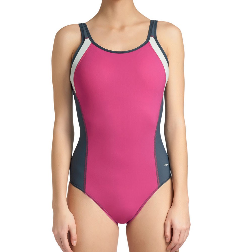 Freya Active Underwired Swimsuit - Virtual Pink