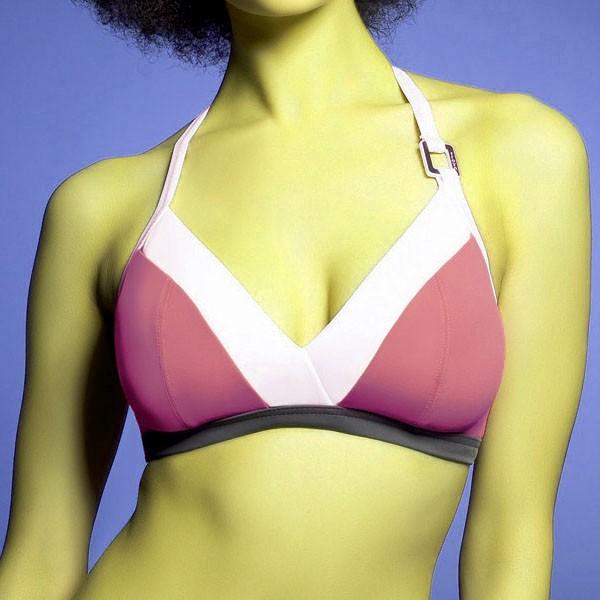 Freya Supernova Soft Cup Bikini Top - Voodoo
