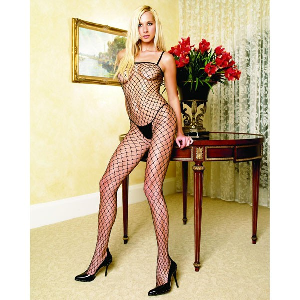 Leg Avenue Industrial Net Bodystocking