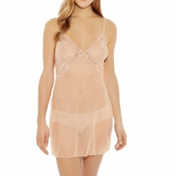 Wacoal So Sophisticated Chemise - Sand