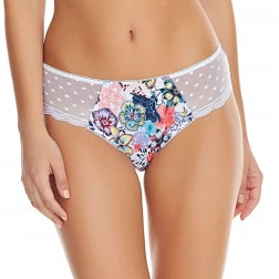 Freya Gypsy Rose Brief - White