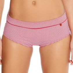 Freya Resort Bikini Short - Red