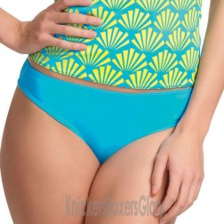 Freya Fame Classic Bikini Brief - Lime Fizz