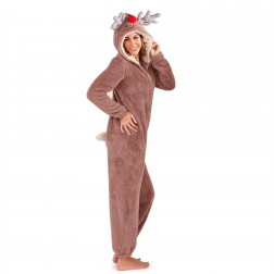 Loungeable Boutique Reindeer Onesie