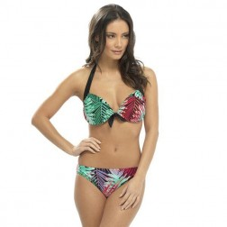 Tom Franks Tropical Palm Bikini Set -