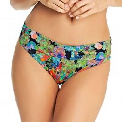 Freya Island Girl Classic Fold Bikini Brief - Black