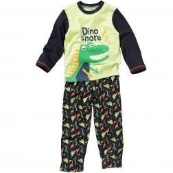 Children's Dino Snore Dinosaur Pyjamas