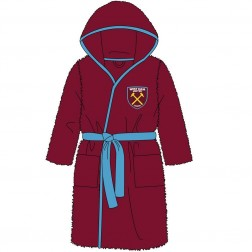 Children's West Ham United Fleece Robe