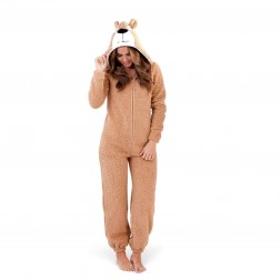 Loungeable Boutique Teddy Bear Onesie