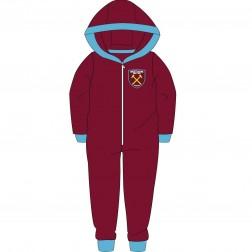 Children's West Ham United Fleece Onesie