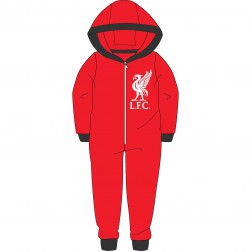 Children's Liverpool FC Fleece Onesie