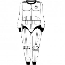 Star Wars Fleece Stormtrooper Onesie