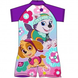 Paw Patrol Skye And Everest Surf Suit