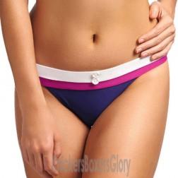 Freya Revival Rio Wide Tab Bikini Brief - Indigo