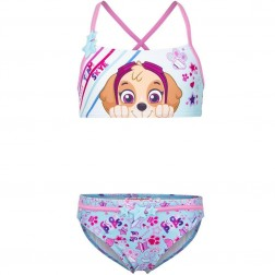 Girls Paw Patrol 'Team Skye' Bikini Set