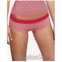 Freya Riviera Bikini Short - Red