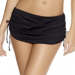 Freya In The Mix Skirted Bikini Brief - Black