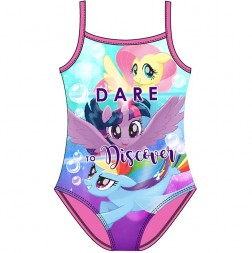 Girls My Little Pony 'Dare To Discover' Swimsuit