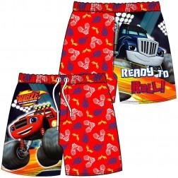 Boys Blaze 'Ready To Roll' Swim Shorts