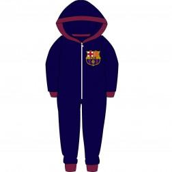 Children's Barcelona FC Fleece Onesie