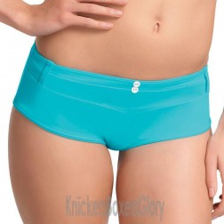 Freya Fever Low Rise Boy Bikini Short - Reef