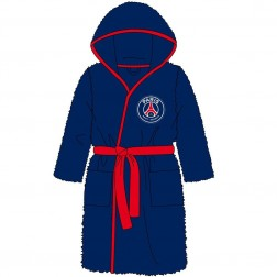 Children's Paris Saint Germain FC Fleece Robe