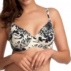 Fantasie Koh Samui Full Cup Bikini Top - Black