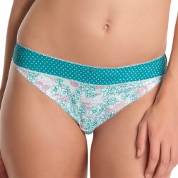 Freya Secret Garden Thong - Breeze