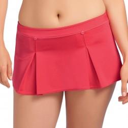 Freya Fever Skirted Bikini Brief - Obsession Red