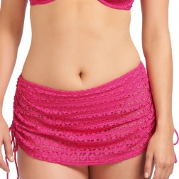 Freya Spirit Skirted Bikini Brief - Hot Pink