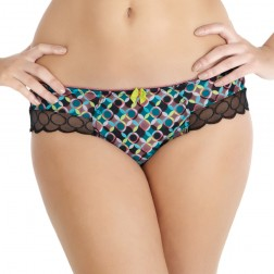 Panache Cleo Millie Brief - Geo Print