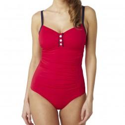 Panache Veronica Swimsuit - Red