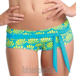 Freya Fame Bikini Short - Lime Fizz